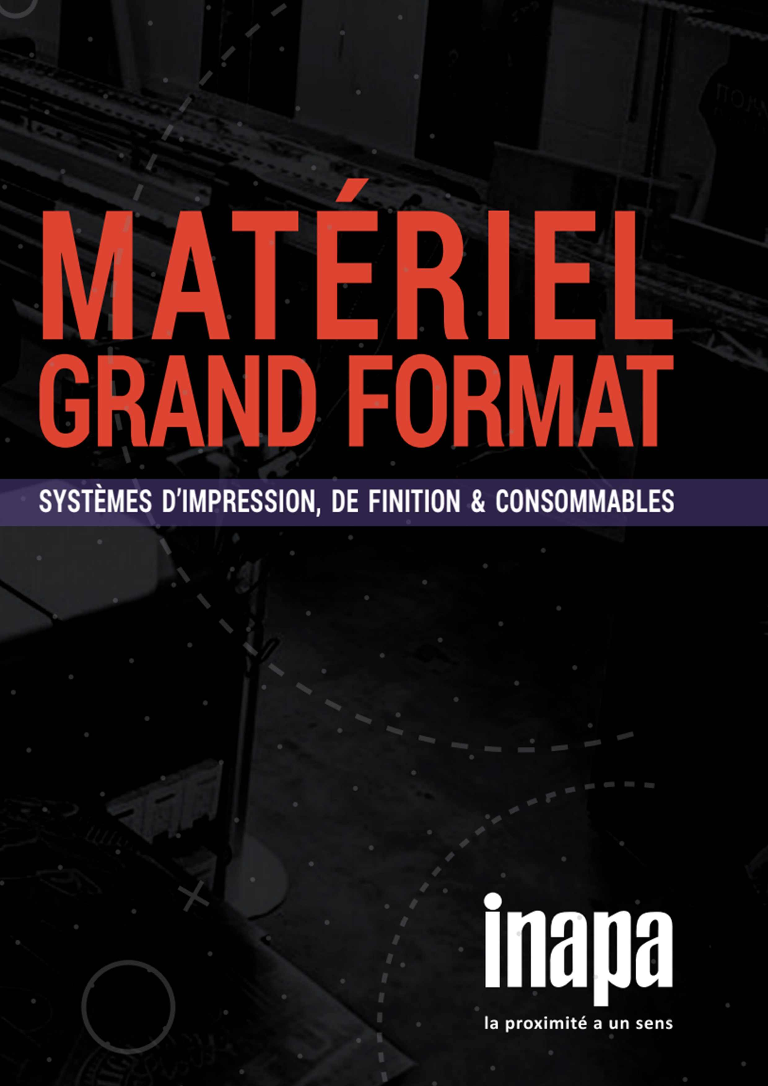 Catalogue Matériel Grand Format 2021