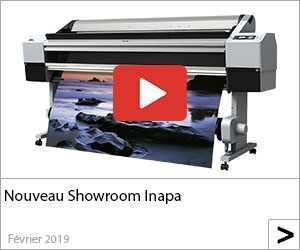 Showroom Viscom Inapa